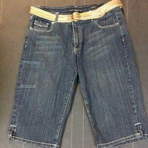 Pedal pants